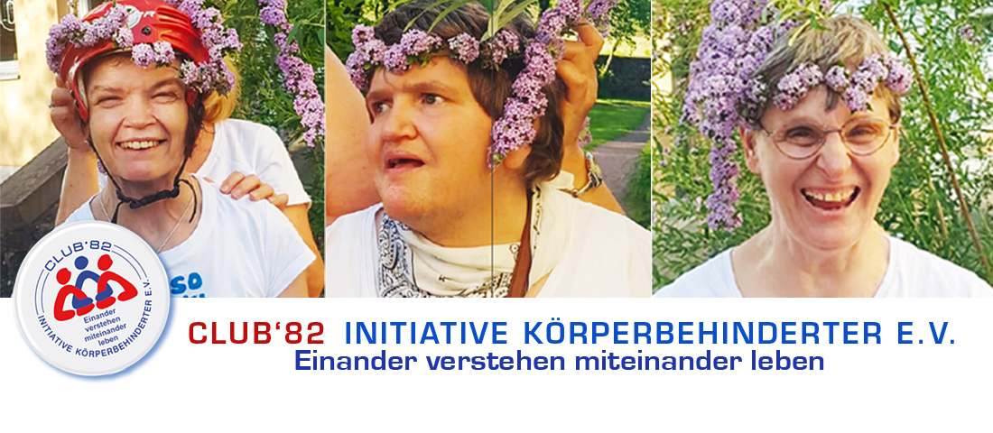 Club´82 Initiative Körperbehinderter e.V.